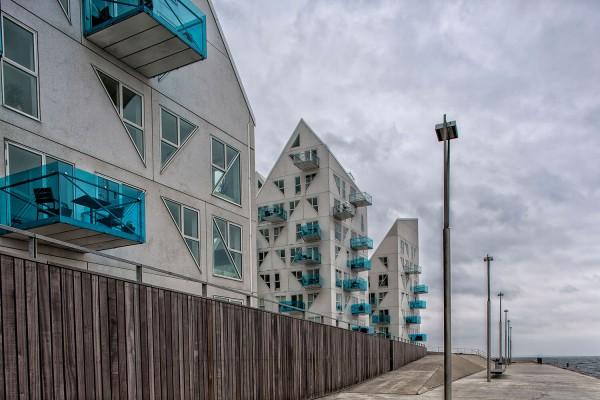 Fotografi af Isbjerget af Niels Foltved